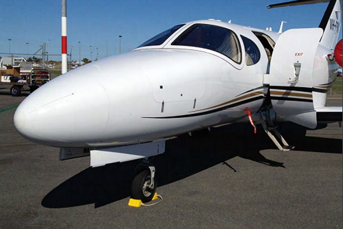 AC200 für kleine Flugzeuge