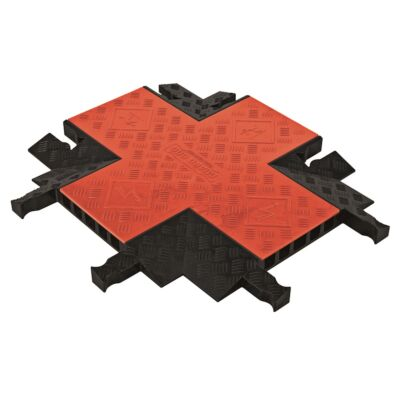 Checkers Guard Dog 5 Channel 4-Way Cross