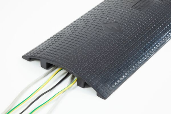 Single channel cable cover