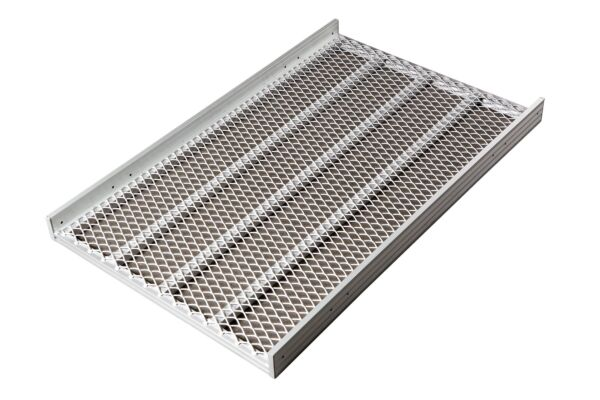 1300mm wide aluminium ramp section