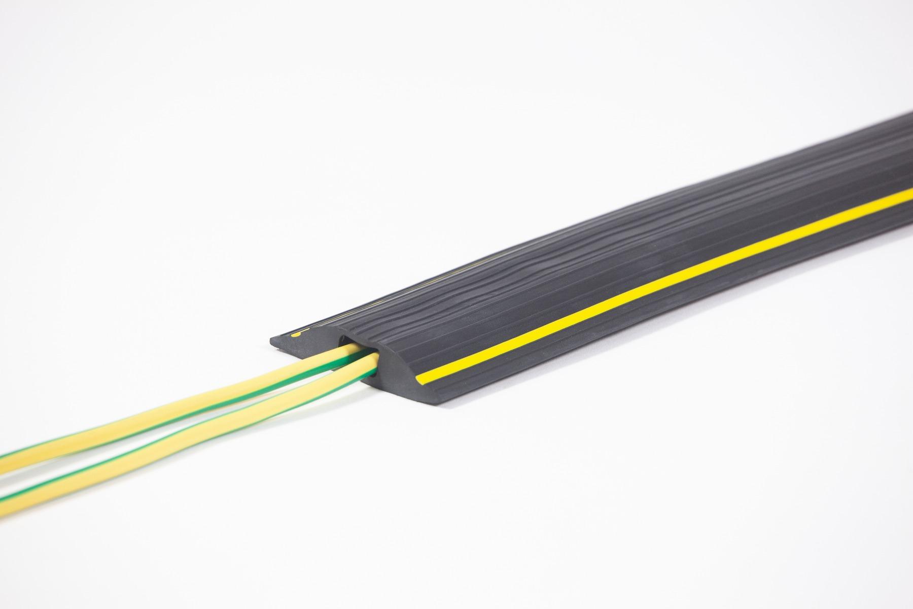 1-Kanal Flexibler Kabelkanal