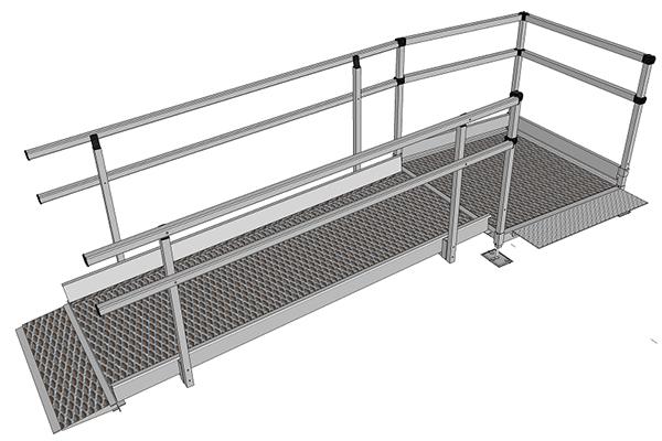 modular access ramps