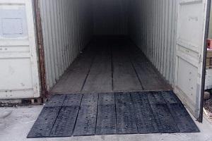 modular rubber ramp